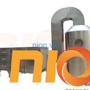 Hệ thống khử lý khí thải công nghiệp chuyên dụng