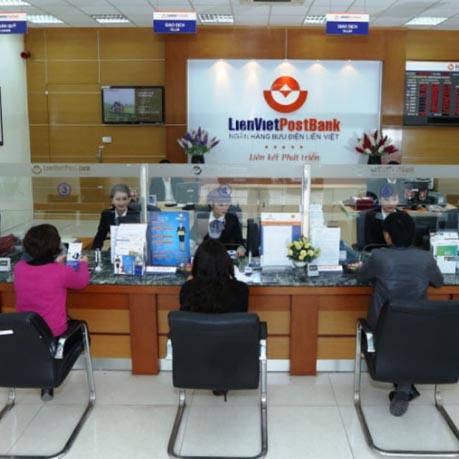 Khử mùi khói đám cháy tại Ngân Hàng Bưu Điện Liên Việt - Lienvietpostbank