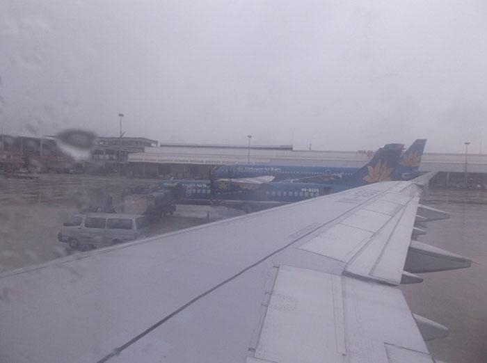 Vận chuyển máy ozone bằng máy bay
