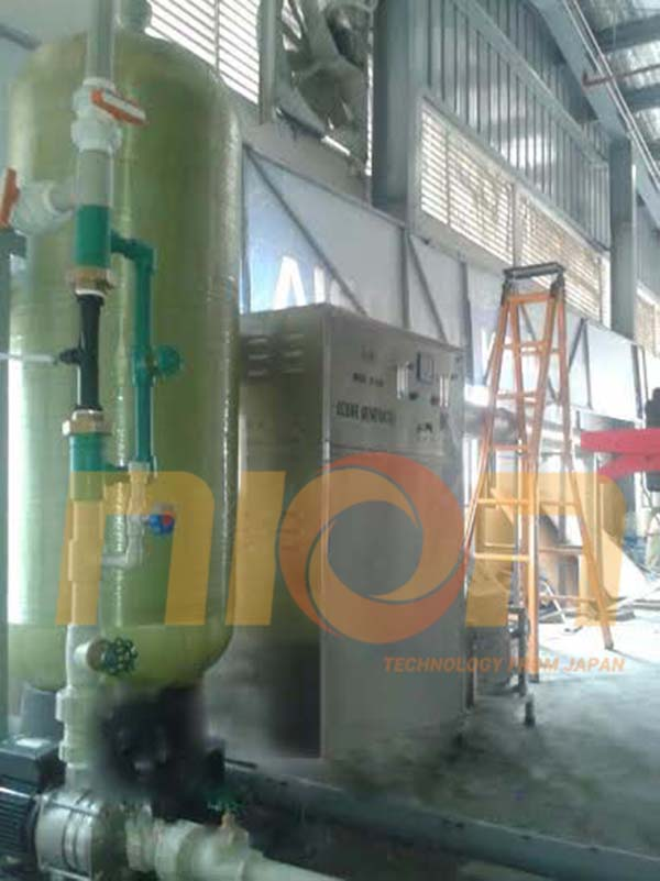 Máy ozone công nghiệp V-60S