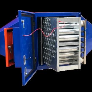 Cấu tạo máy lọc tĩnh điện Nion