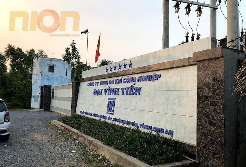 Công tyTNHH cơ khí công nghiệp Đại Vĩnh Tiến