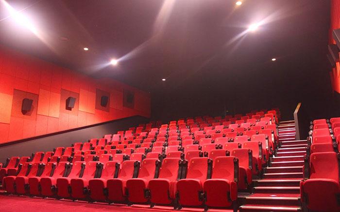 Rạp chiếu phim BHD Star Cineplex sử dụng máy khử mùi đa năng Nion NK8